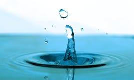 droppvatten Royaltyfri Bild