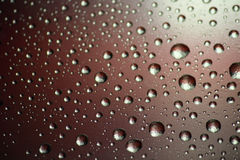 Drops Royalty Free Stock Photos