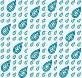 Drops mönstrar Arkivbild