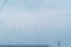 Drops of rain Royalty Free Stock Images