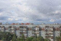 Drops of a rain Royalty Free Stock Image