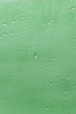 Drops of rain on a window Royalty Free Stock Images