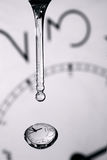 Drops of time Royalty Free Stock Image