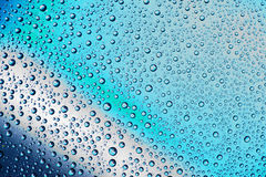 Drops of water Royalty Free Stock Photography