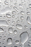 Drops of water Stock Photography