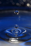 Drops of water. Royalty Free Stock Image