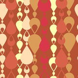 Drops. Whole background with decorative drops. Vectorial illustration Royalty Free Stock Image