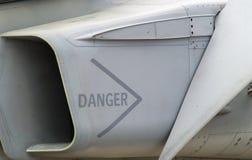 Drosselspule von airfighter Lizenzfreies Stockfoto