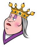 drottning Arkivbild