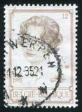 Drottning Astrid Arkivbild