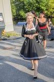 Drottning av hjärtor Chick Meet Fotografering för Bildbyråer
