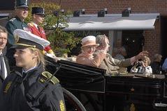 drottning för henrik margretheprince Arkivfoton
