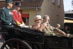 drottning för henrik margretheprince Royaltyfria Foton