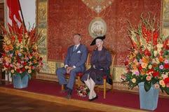 drottning för henrik margretheprince Royaltyfri Fotografi