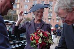 drottning för henrik margretheprince Royaltyfri Bild