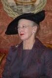 drottning för henrik margretheprince Arkivfoto
