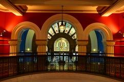 Drottning Victoria Building 2 Arkivbild