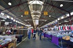 Drottning Victoria Market Arkivfoto