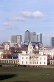 Drottningarna hus, Greenwich Fotografering för Bildbyråer