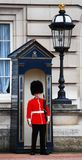 Drottningens vakt royaltyfria foton