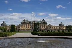 drottningholm παλάτι Στοκχόλμη Στοκ φωτογραφία με δικαίωμα ελεύθερης χρήσης