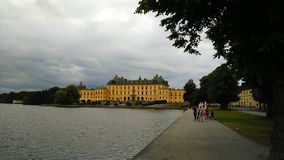 drottningholm photo stock
