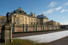 Drottningholm Royalty Free Stock Photo