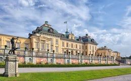 Drottningholm castle Stock Photo