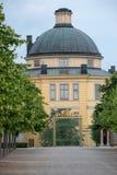 Drottningholm pałac, Drottningholms slott/ obraz royalty free