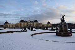 drottningholm pałac Stockholm zdjęcie royalty free