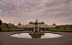 drottningholm pałac królewski fammily zamieszkania Stockholm Szwecji Zdjęcia Stock
