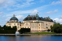 drottningholm pałac Stockholm Fotografia Stock