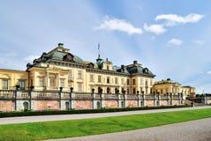 Drottningholm Palace Royalty Free Stock Image