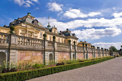 Drottningholm Palace. Drottningholm Palace Gardens at Stockholm, Sweden Stock Photography