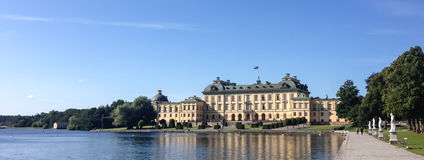 Drottningholm palace Stock Images