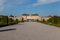 Drottningholm Palace Stockholm Sweden Stock Image