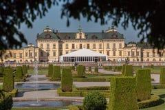 Drottningholm Palace Stockholm Sweden Stock Images