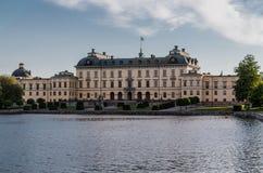 Drottningholm Palace Stockholm Sweden Royalty Free Stock Photo