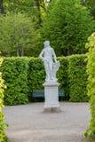 Drottningholm Palace Stockholm Sweden Gardens Stock Images