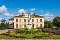 Drottningholm Palace Theater Stock Images
