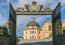 Drottningholm slott Stockholm Sverige Royaltyfri Bild
