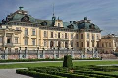 Drottningholm, Stockholm Royalty Free Stock Photo