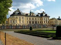 drottningholm stockholm Fotografering för Bildbyråer