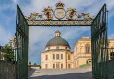 Drottningholmpaleis Stockholm Zweden Royalty-vrije Stock Afbeelding