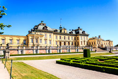 Drottningholms slott (royal palace) Stock Images