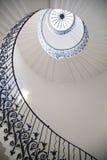 Drottnings trappa för slotttulpan, 1619 Byggdes som en adjunct till Tudor Palace Royaltyfri Fotografi