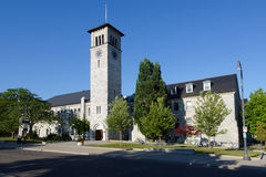 Drottnings universitet på Kingston Arkivfoto