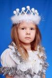 drottningsnow Royaltyfria Foton