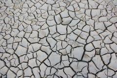 Drought. Lake bed drying up due to drought. Lake Izvorul Muntelui (aka Bicaz), Romania stock photos