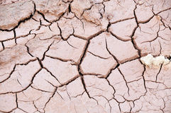 Drought. Rupture of earth because of Drought stock photo